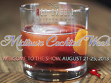 picture of midtown cocktail week flyer